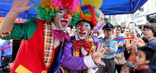 生日派對表演,小丑生日派對表演,小丑表演泡泡秀