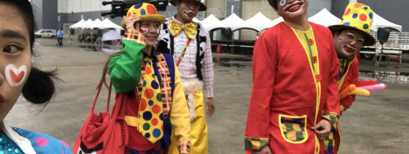 小丑派對表演,尾牙魔術表演,小丑氣球表演